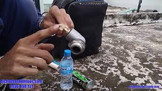 Thay phao cơ bồn nước bị tràn