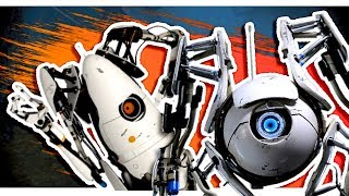 【 Portal 2 】Co-Op Part 1
