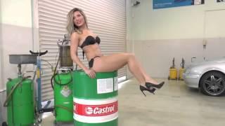 """Garage Girls Calendar 2016"" by KAPODISTRIAS Automotive Parts"
