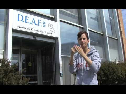Deaf Inc. Allston, MA PSA