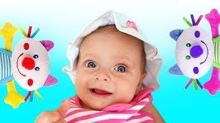 Детская песня - Веселые прятки | Песни для детей от Майи и Маши