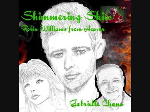 Shimmering Skies Audio Book Sample (Future Book)