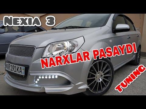 SHOK PASAYDI!! NEXIA 3 VA COBALT NARXLARI