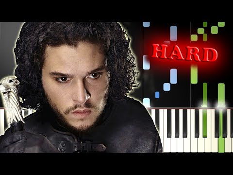 GAME OF THRONES THEME - Piano Tutorial