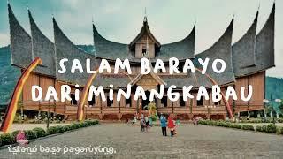 Gambar cover Lagu Minang Keren Merdu Buat Lebaran Keren Kintani feat Andri Darma - SALAM BARAYO DARI MINANG KABAU