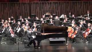 Prokofiev - Piano Concerto No. 2 (op. 16), I: Andantino - Kaden Larson