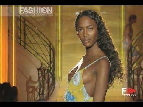 GIANNI VERSACE ATELIER Spring Summer 1997 Haute Couture Paris – Fashion Channel