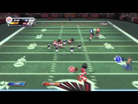 NFL Blitz 2012: A Realistic Professional Football Simulator