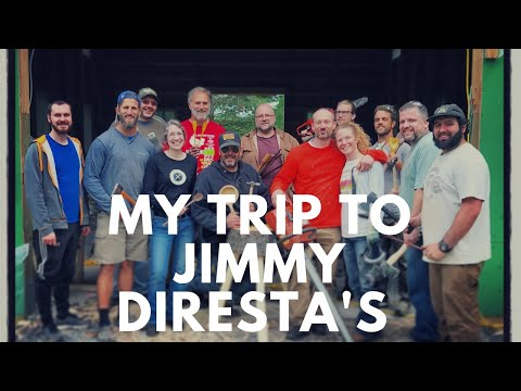 My Trip to Jimmy Diresta's Woodworking Class