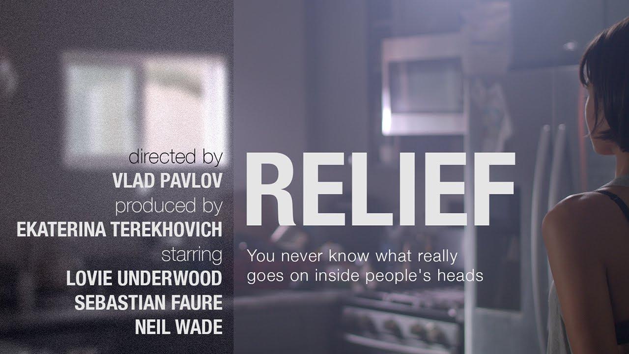 Короткометражный фильм RELIEF (2020)