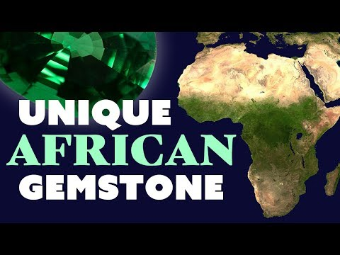 Unboxing A Unique African Gemstone
