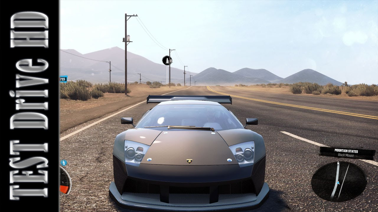 lamborghini murcielago lp640 | circuit spec - the crew - test