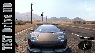 The Crew - Lamborghini Murcielago LP640 Gameplay Video