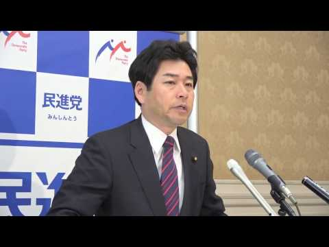 61209 山井国対委員長会見 2016年12月9日