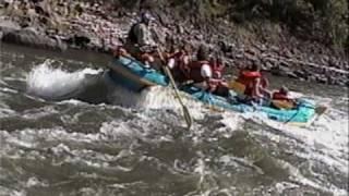 Whitewater Rafting Colorado River/Shoshone Rapids