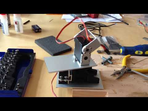FEETECH Double shaft Metal Gear Digital Servo for Arduino DIY Robot FR0115M