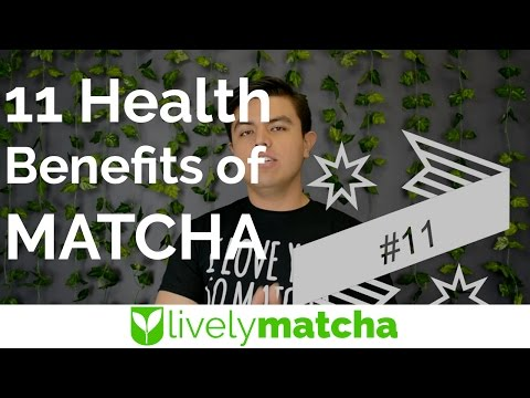 Matcha Health Benefits - 11 Benefits of Drinking Matcha Green Tea - lively matcha