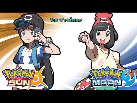 Pokemon Sun & Moon - Trainer Battle Music (HQ)