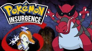 DELTA CYNDAQUIL i WYSPA NA ŚRODKU JEZIORA! - Let's Play Pokemon Insurgence #38