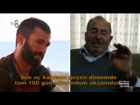 Survivor Turabi'nin Dedesi Ağlattı   Turabi'ye Ailesinden Gelen Video
