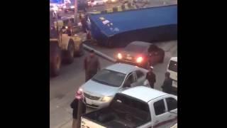 مصرع شخص وإصابة 12 آخرين في حوادث متفرقة بالباحة