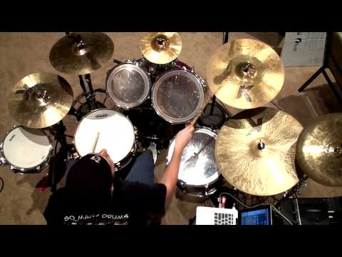 Forever Reign - Hillsong Live Drum Cover HD