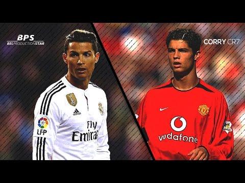 Cristiano Ronaldo ● Manchester United vs Real Madrid ● 2003-2016 (COOP)
