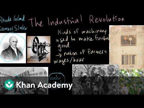 The Market Revolution - Part 1