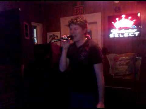 """Karaoke Week 2010: Matthew does """"Longview"""""""