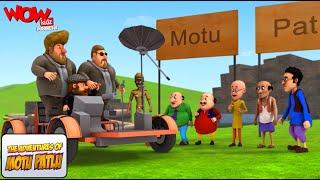 Motu Patlu dalam Bahasa   Chaand Pe Makaan   Wow Kidz Indonesia