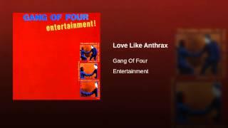Love Like Anthrax