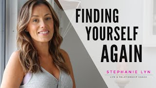 how to find yourself again after a breakup stephanie lyn coaching