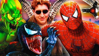 first-time-watching-spider-man-trilogy-since-we-were-kids-reactions