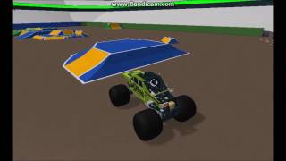 Roblox Monster Jam Crashes and Saves 1