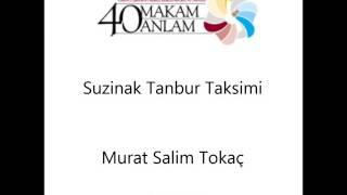 Suzinak Tanbur Taksimi - Murat Salim Tokaç