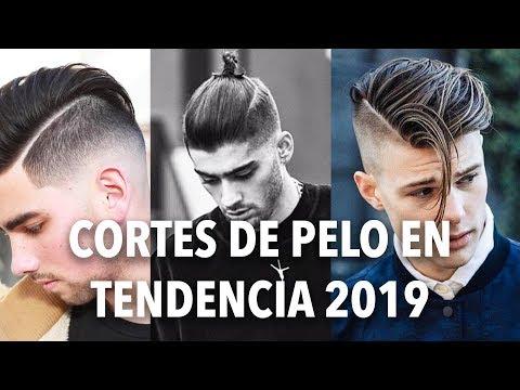 Cortes De Pelo Para Hombre En Tendencia 2019 Humberto