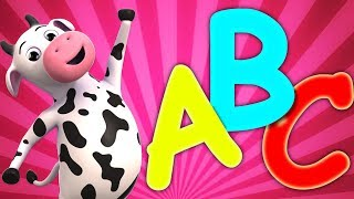 Alphabet Song | A To Z | Learning Videos For Kids