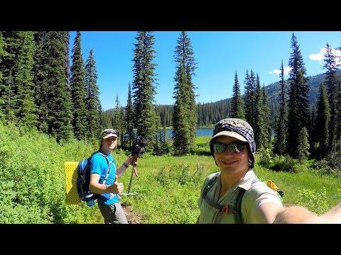 Moose Lake BTS | First Ultralight Hike