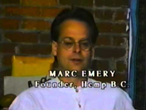 Archive: Cannabis Common Sense 49 - Marc Emery Interview in British Columbia