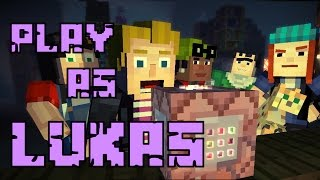 PLAY AS LUKAS! - MINECRAFT STORY MODE