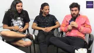 Entrevista a Tourista quienes nos cuentan sobre su single Gato por Liebre