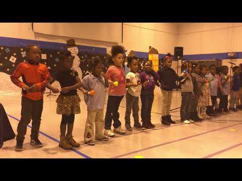 Kindergarten--Jingle Bells