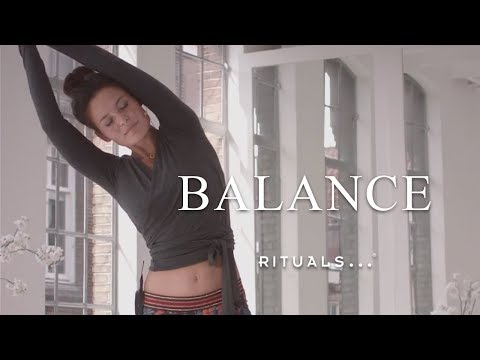 Find your balance - Ayurveda & Yoga - Yoga with Rituals