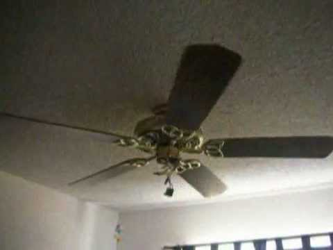 my encon monarch ceiling fan flushmounted with the new. Black Bedroom Furniture Sets. Home Design Ideas