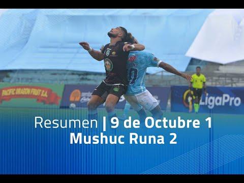 Nueve de Octubre Mushuc Runa Goals And Highlights