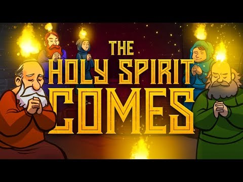 the-holy-spirit-comes---acts-2---pentecost-for-kids-|-sunday-school-lesson-|-sharefaithkids.com