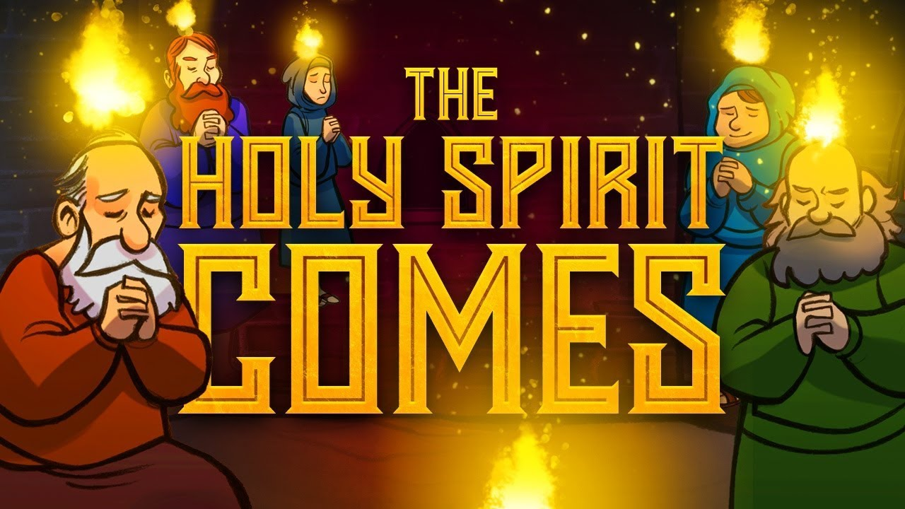 photo about Free Printable Spiritual Gifts Test Short named The Holy Spirit Will come - Functions 2 - Pentecost for Children Sunday Faculty Lesson