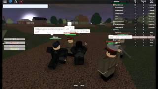 Make ROBLOX Great Again Episode 1: [CCCP] The Worker's And Peasant's Red Army
