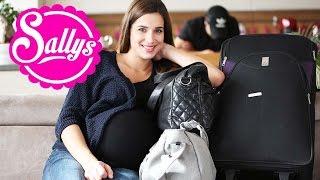 Schwangerschaftsupdate #7: Kliniktasche, Geburtsvorbereitung und Wehenförderung, Krankenhaus