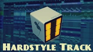 FL Studio Tutorial | HARDSTYLE TRACK UNDER 10 MINUTES [Free FLP Download]
